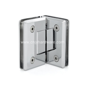 Low Price Brass Beveled Panel Shower Glass Door Hinge